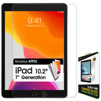 SGIPHIPAD102 - 9H hardness Premium Tempered Glass Screen Protector - iPad 10.2-inch