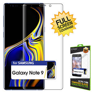 STSAMN9 - Cellet Samsung Galaxy Note 9 TPU Screen Protector, Full Coverage Flexible Film Screen Protector Compatible to Samsung Galaxy Note 9