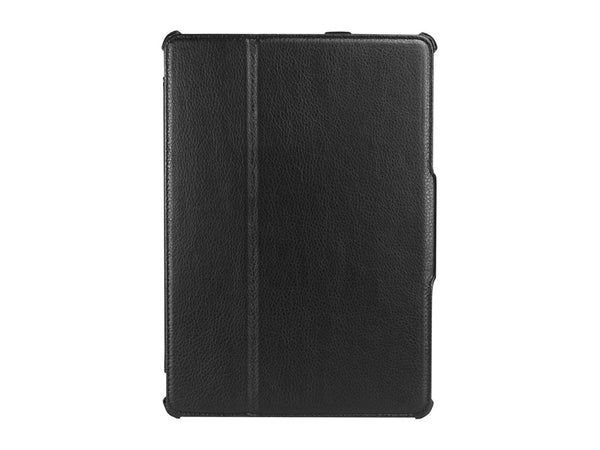 LAPPIPD303 - Apple iPad 3 Black Leather Case With Media Kickstand 4 Adjustable Angles