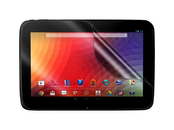SPNEX10 - Cellet Screen Guard Pro For Google Nexus 10 (Scratch Resistance)