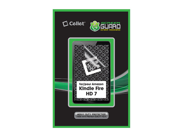 SPKINFIRE7HD - Cellet Screen Protector for the Amazon Kindle Fire HD7