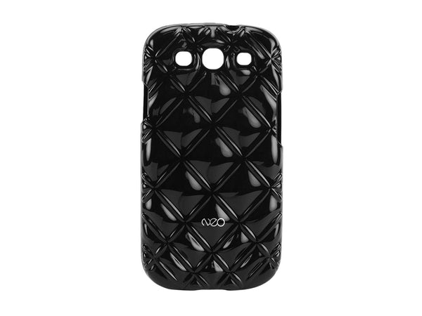 CCSAMS36BK - Cellet Black Neo Royal Case for Samsung Galaxy S3