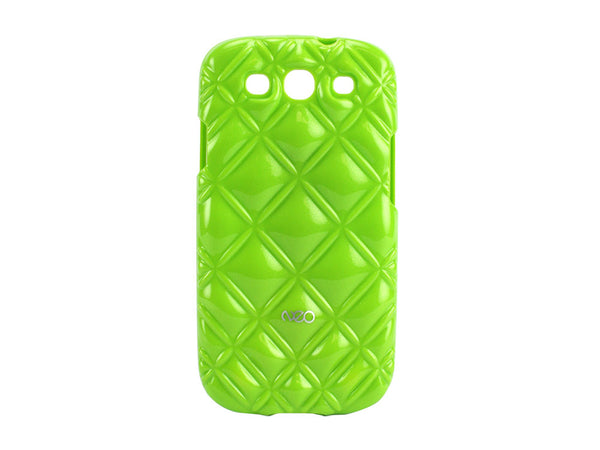 CCSAMS36LM - Cellet Lime Green Neo Royal Case for Samsung Galaxy S3