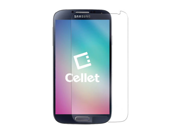 SGSAMS4 - Cellet Premium Tempered Glass Screen Protector for Samsung Galaxy S4