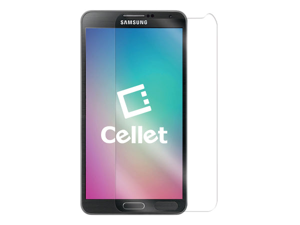 SGSAMN3 - Cellet Premium Tempered Glass Screen Protector for Samsung Galaxy Note 3 (0.3mm)