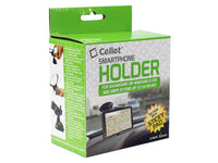 PHT850WT - CELLET HOLDER W/STICKY PAD SUCTION WHITE