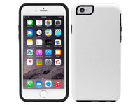 CCIPH6Q5WT - Cellet Rubberized DualProtect Series Case for iPhone 6 (4.7-inch) White