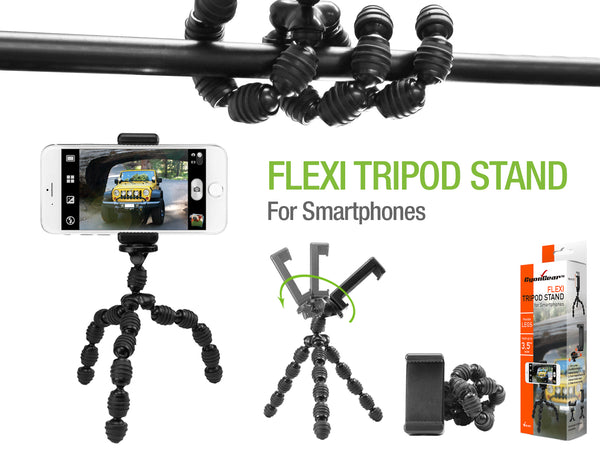 ACTRIPOD - CyonGear Flexi Tripod Stand for Smartphones