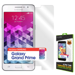 SGSAMGP - Cellet Premium Tempered Glass Screen Protector for Samsung Galaxy Grand Prime (0.3mm)