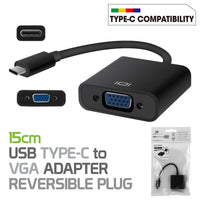 DCVGA - USB-C to VGA Adapter