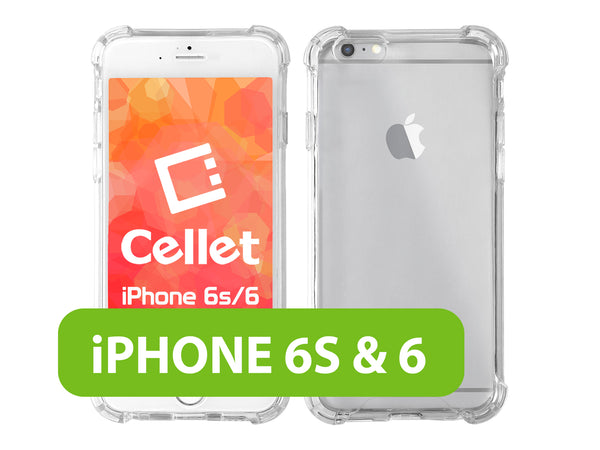 CCIPH61CL - Cellet Clear Shockproof Phone Case for iPhone 6 & 6s