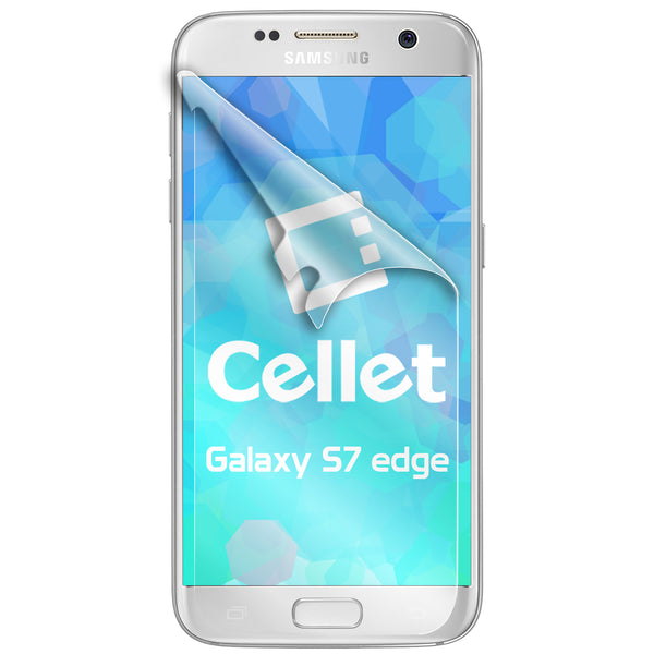 SPSAMS7ED - Samsung S7 Edge Screen Protector, Cellet Screen Protector for Samsung Galaxy S7 edge