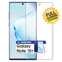 STSAMN10P- Full Coverage Flexible TPU Screen Protector Cover- Samsung Galaxy Note 10 Plus