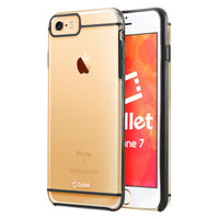 CCIPH7BK - PC+TPU BLACK CLEAR CASE IPHONE 7