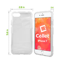 CCIPH7CL - iPhone 8/7 Case, Cellet Future Series Proguard Case for Apple iPhone 8/7