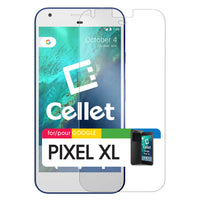 SGGOOPXXL - Cellet Premium Tempered Glass Screen Protector for Google Pixel XL (0.3mm)