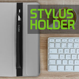 STHOLDER - Apple Pencil Holder/Sleeve for Apple iPad Pro 9.7 Cases by Cellet