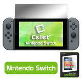 SGNINSWT - High Definition Tempered Glass Screen Protector for Nintendo Switch (0.3mm)