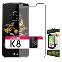 SGLGK817 - Cellet Ultra-Thin Premium Tempered Glass Screen Protector for LG K8 (0.3mm)