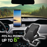 PHD250 -  Cellet Smartphone Holder, Car Phone Mount with 360 Degree Rotation