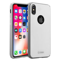 CCIPHX81WT - iPhone X Case, Slim Hard Case TPU and durable PC Plastic that Provides All-Around Protection - White
