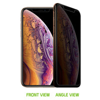 SYIPHXSM -Privacy Screen Protector Tempered Glass 9H - iPhone XS Max