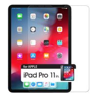 SGIPHPRO11 - iPad Pro 11-inch Tempered Glass Screen Protector, Cellet 0.3mm Premium Tempered Glass Screen Protector for Apple iPad Pro 11-inch  (9H Hardness)
