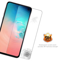 SGSAMS10EF - Double Tempered Glass Screen Protector With AB Glue 9H - Samsung Galaxy S10e