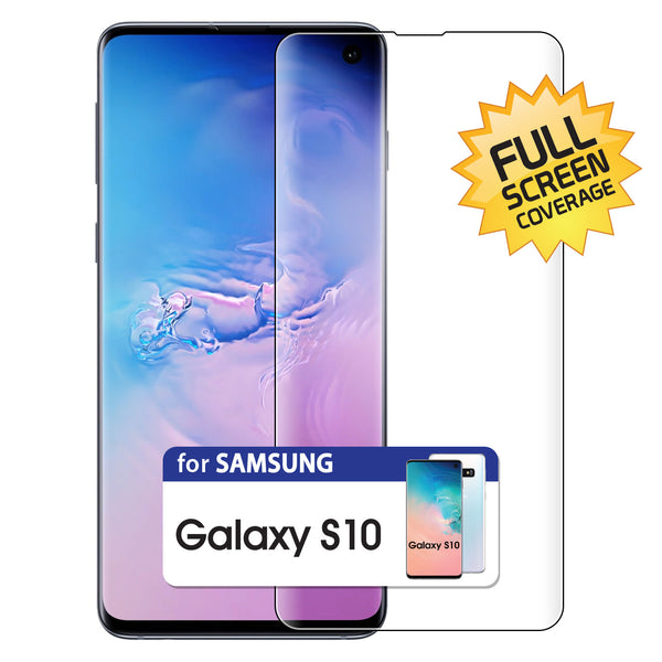 STSAMS10 - Full Coverage Flexible TPU Film Screen Protector - Samsung Galaxy S10