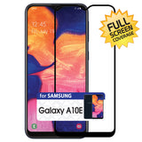 SGSAMA10E - Samsung Galaxy A10E Full Coverage Screen Protector, Premium 3D Full Coverage Tempered Glass Screen Protector for Samsung Galaxy A10E by Cellet