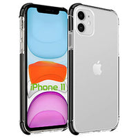 DDD11 - Cellet Crystal Clear Shock Proof Phone Case Protection - Apple for iPhone 11