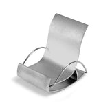 DCHAIRSL - STEEL Display CHAIR- Silver