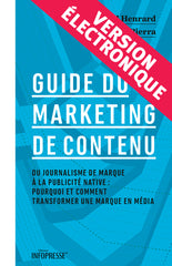 Guide du marketing de contenu - VERSION ÉLECTRONIQUE