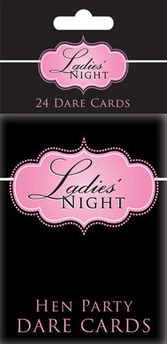 Hen Party / Ladies Night Dare Cards