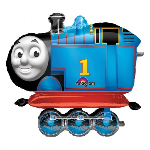 Thomas the Tank Engine Helium Filled Air Walker Foil Balloon