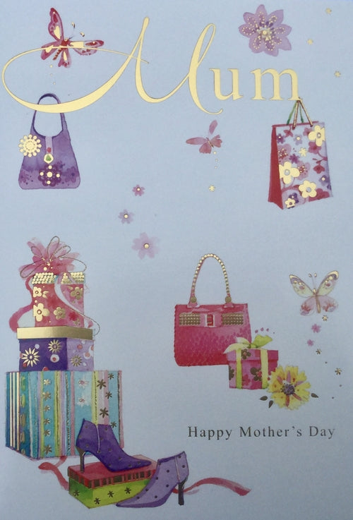 Mum Happy Mother's Day Greeting Card