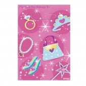 Princess Party Loot Bags x8