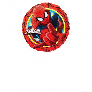 Spiderman Helium Filled Foil Balloon