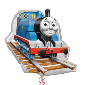 Thomas The Tank Engine Supershape Helium Filled Foil Balloon