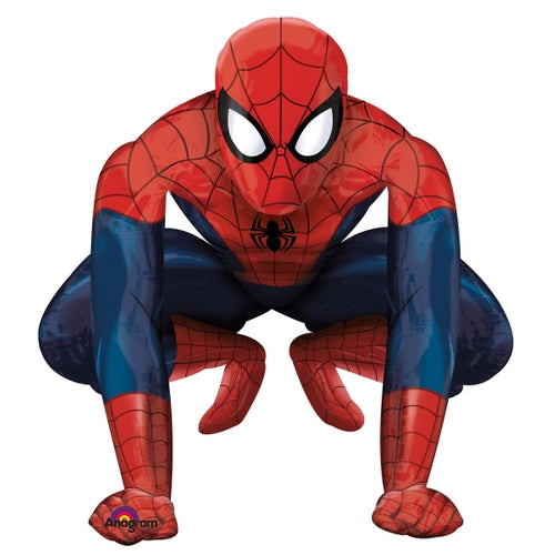 Spider-Man Helium Filled Air Walker Foil Balloon