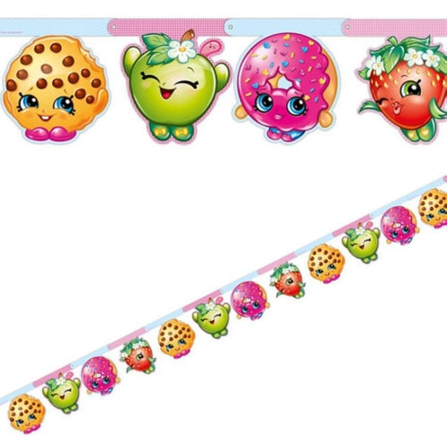 Shopkins Jointed Room Banner