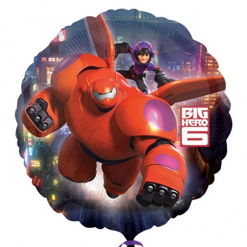 Big Hero 6 Helium Filled Foil Balloon