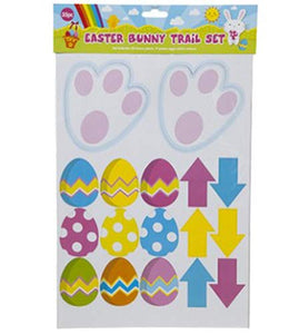 Easter Bunny Trail Set (45 Pieces)