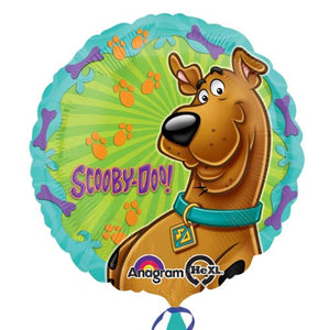 Scooby Doo Helium Filled Foil Balloon