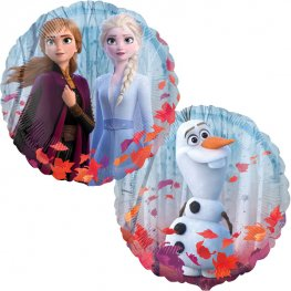 Disney Frozen II Double Sided Helium Filled Foil Balloon