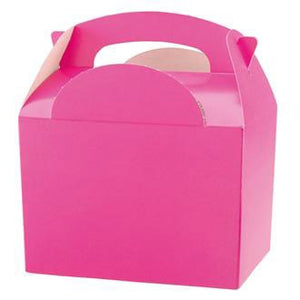 Pink Party Food Box