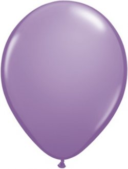 Spring Lilac Latex Balloon (Sold loose)