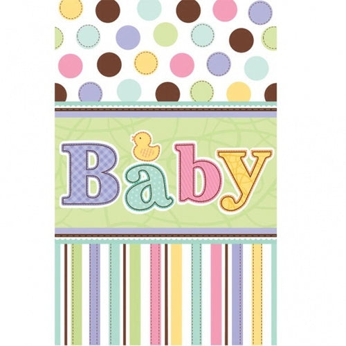 Tiny Bundle Baby Plastic Tablecover