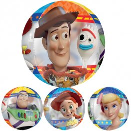 Toy Story Orbz Helium Filled Foil Balloon