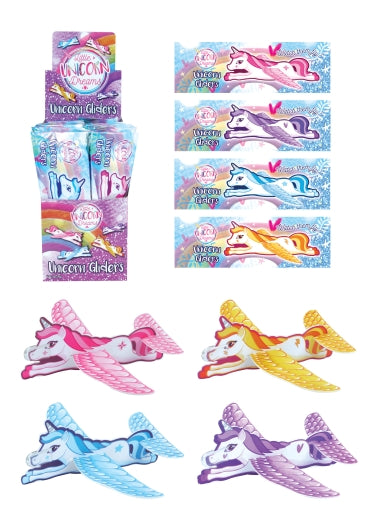 Unicorn Flying Gliders